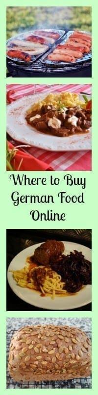 where buy german food online