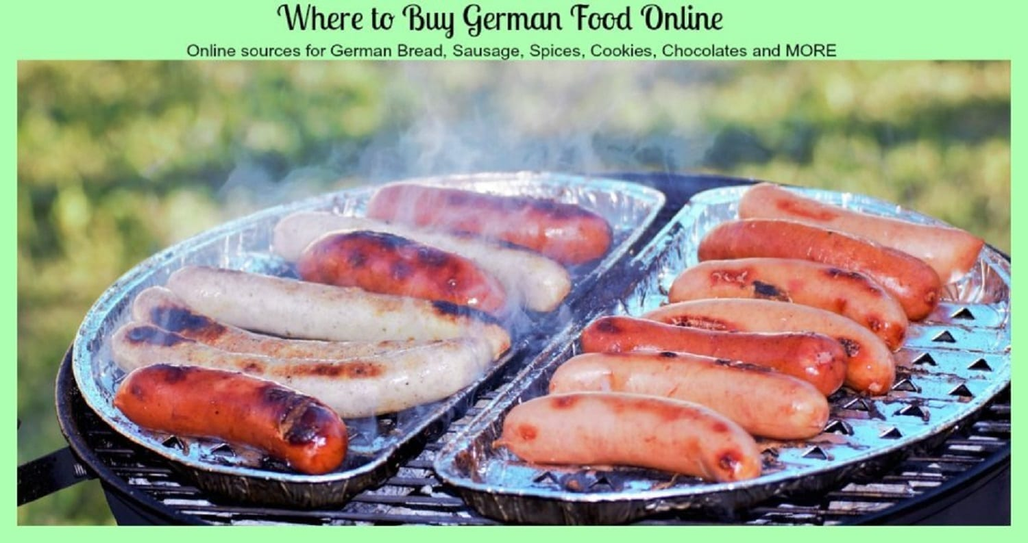 where to buy german food online great german food delivered