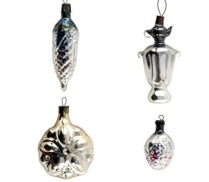 german glass ornaments