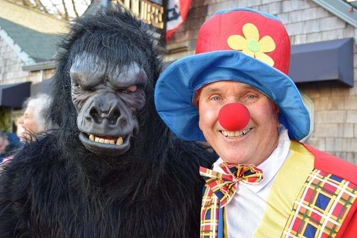 Karneval costumes