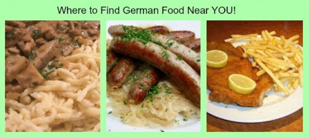 german food in connecticut