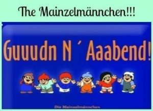 Who are those Cartoon Men on German TV? The Mainzelmännchen!!!