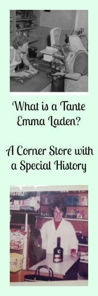 what is a tante emma laden