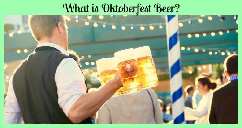 what is oktoberfest beer