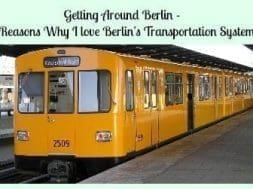getting around berlin 2