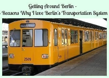 getting around berlin 2