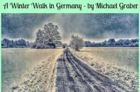 winter walk in germany