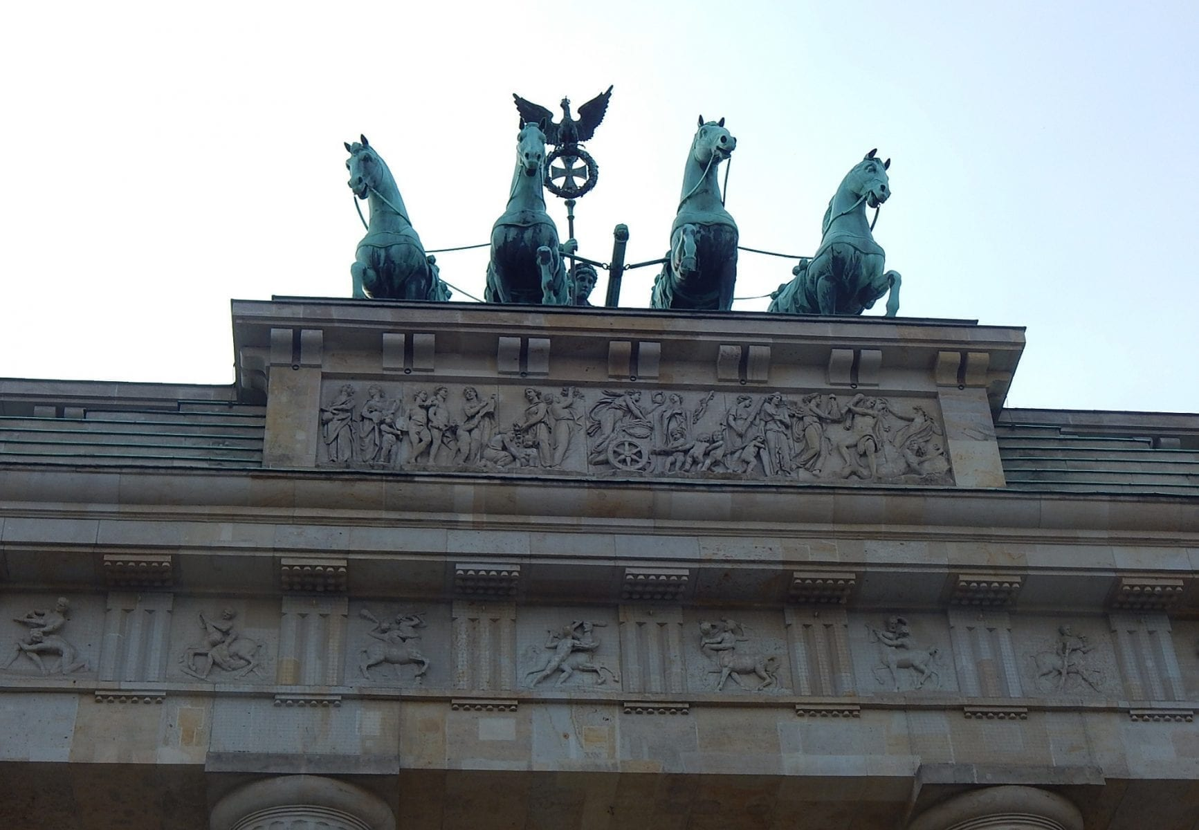 My Week in Berlin- Museums, Currywurst, and a LOT of Cake!