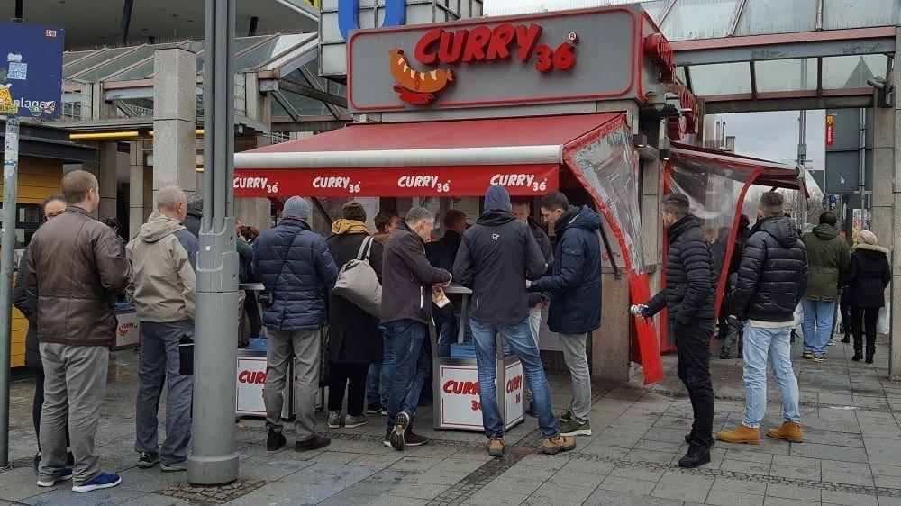 best currywurst berlin