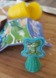 kinder eggs surprise toys