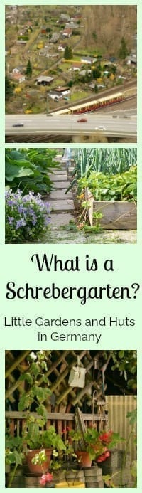 what is a schrebergarten