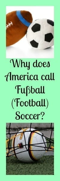 why does america call football soccer