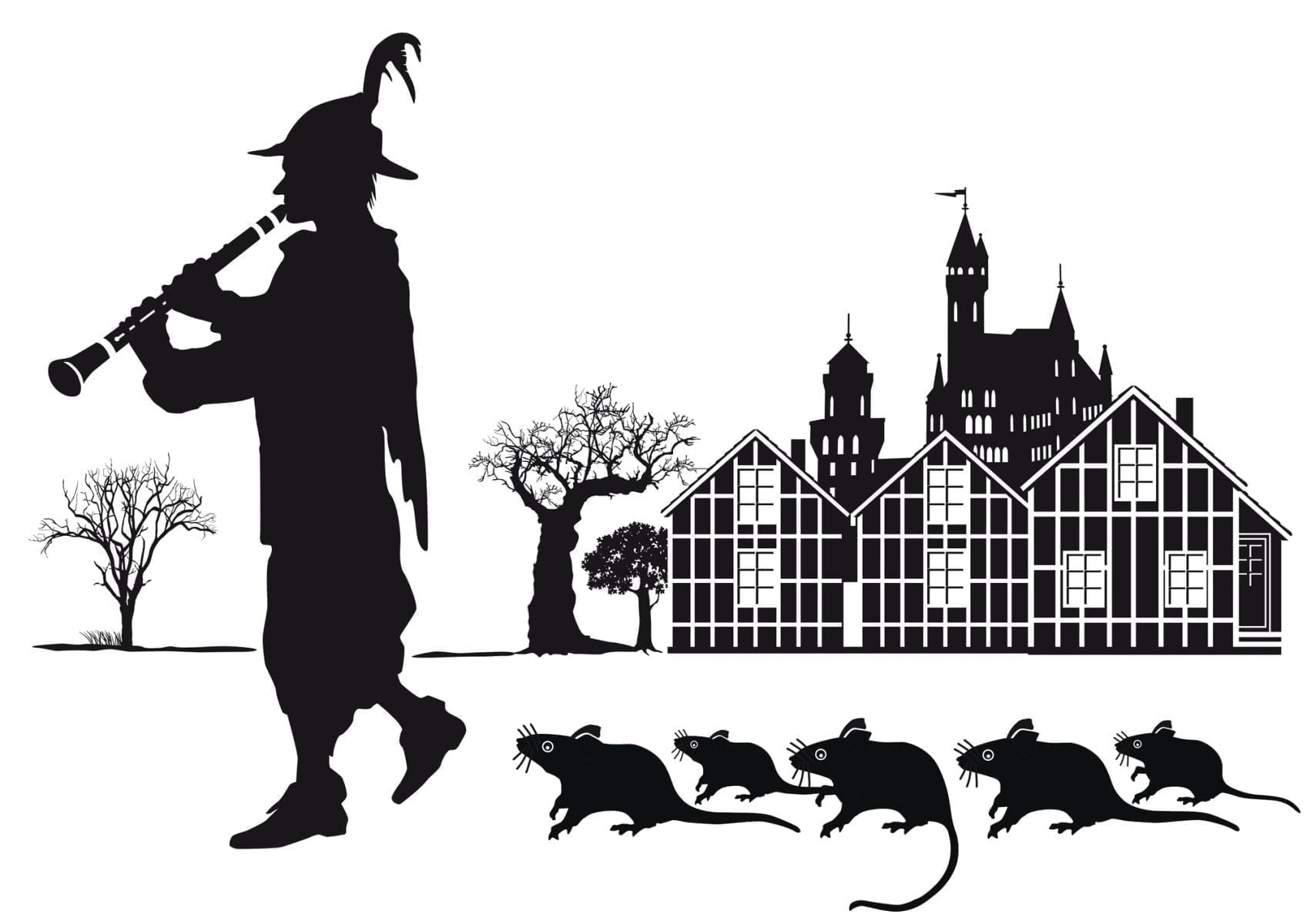 The Pied Piper of Hamelin Story- An 800 Year Mystery Wrapped in a Fairy Tale