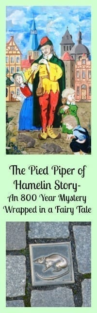 pied piper hamelin story
