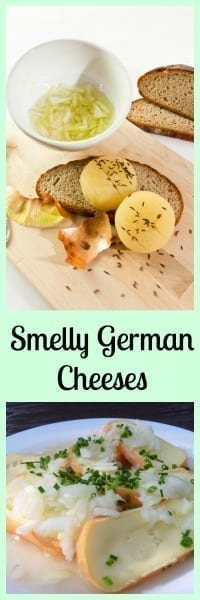 smelly german cheese
