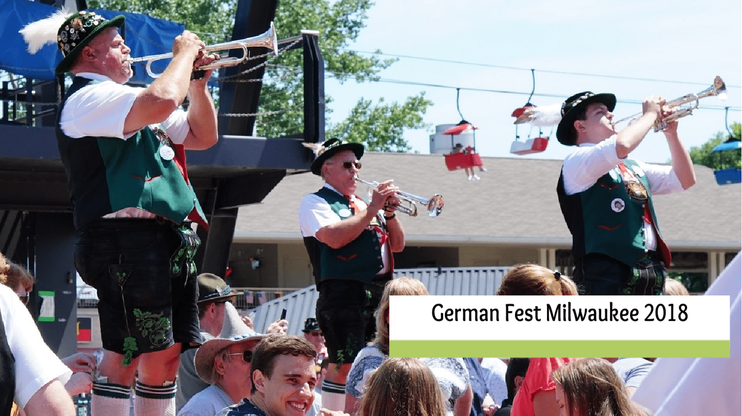German Fest Milwaukee 2018! Thank You & PHOTOS!
