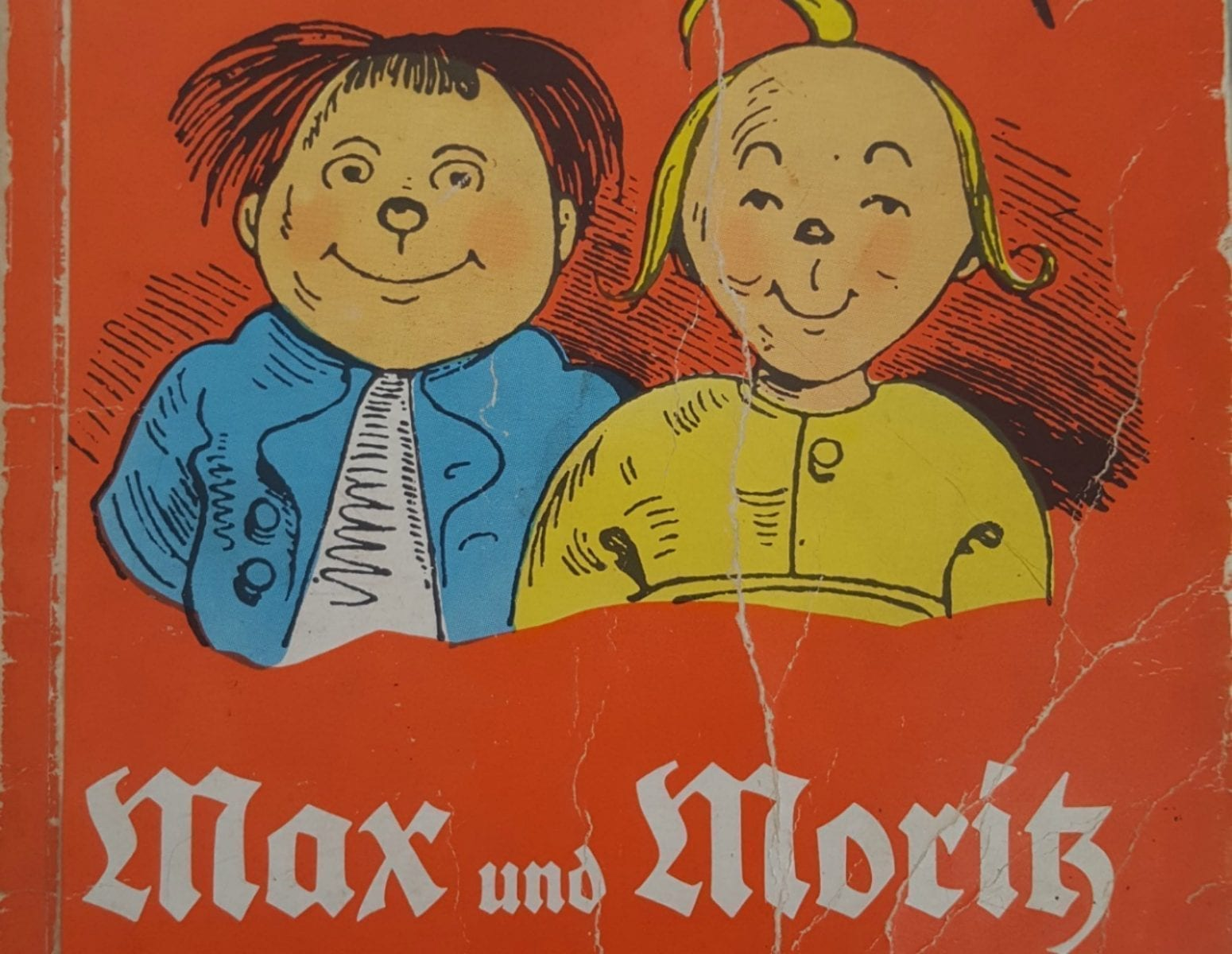 Who are Max and Moritz? Behind Wilhelm Busch's Bad Boy Stories
