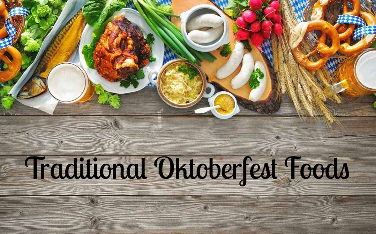 traditional foods oktoberfest