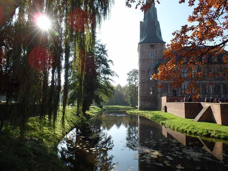 Water Castles or Wasserschlösser in the Münsterland