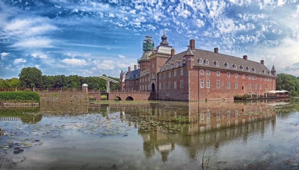 water castles munsterland