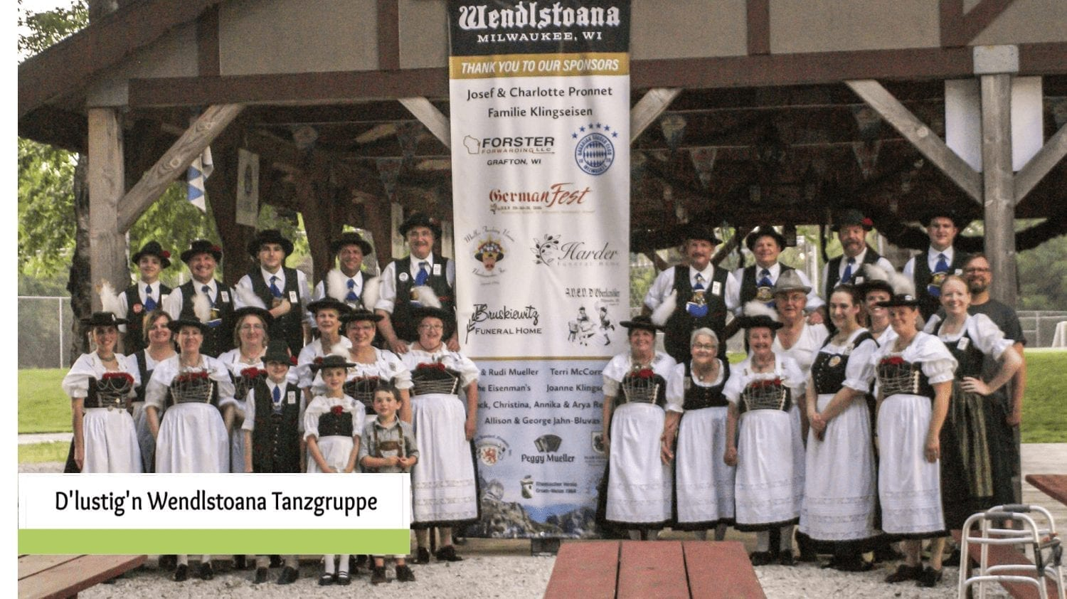D'lustig'n Wendlstoana Tanzgruppe- Keeping up Tradition with Dance