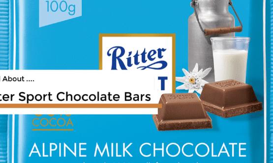 ritter sport chocolate bar 1
