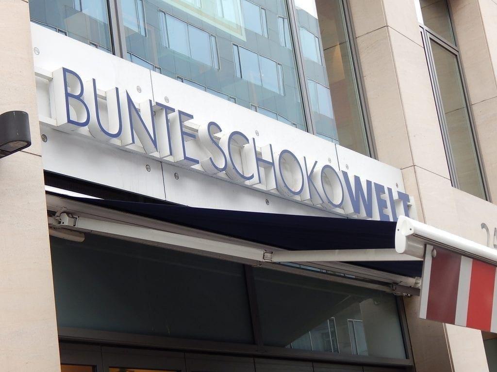 Bunte Schokowelt
