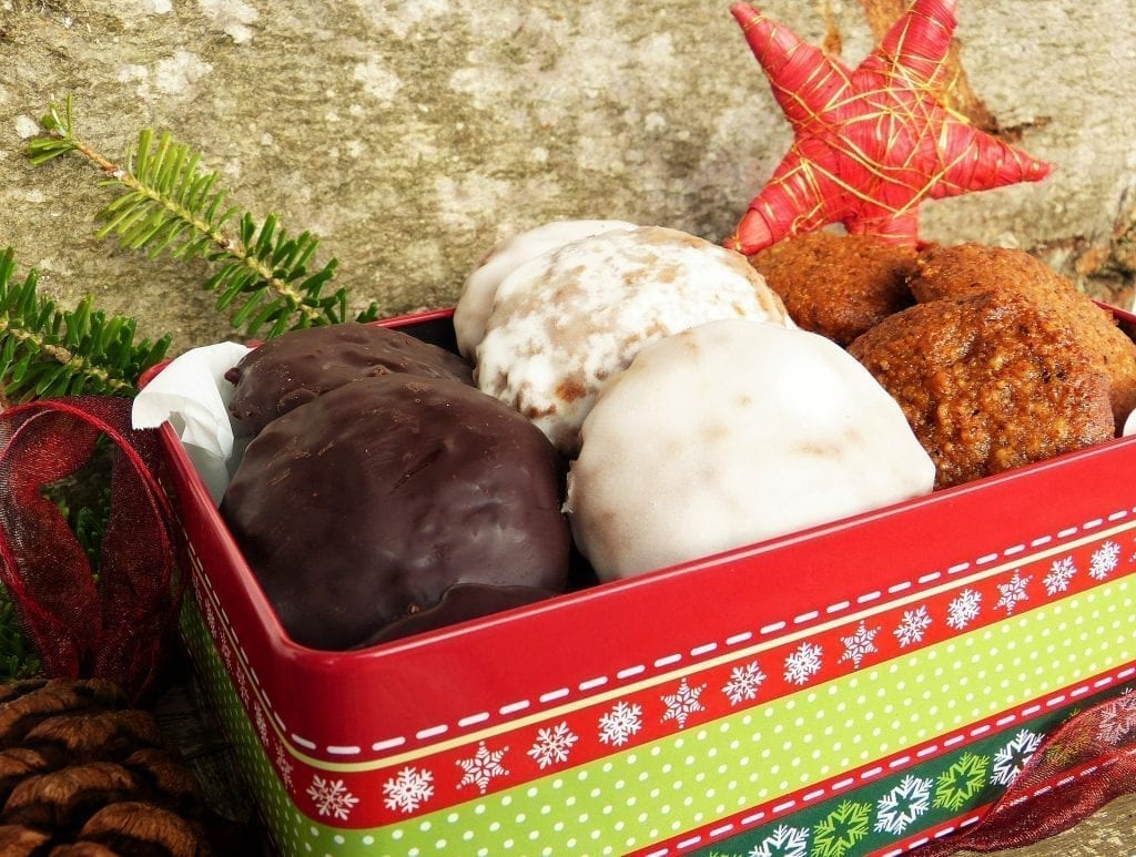 what is lebkuchen