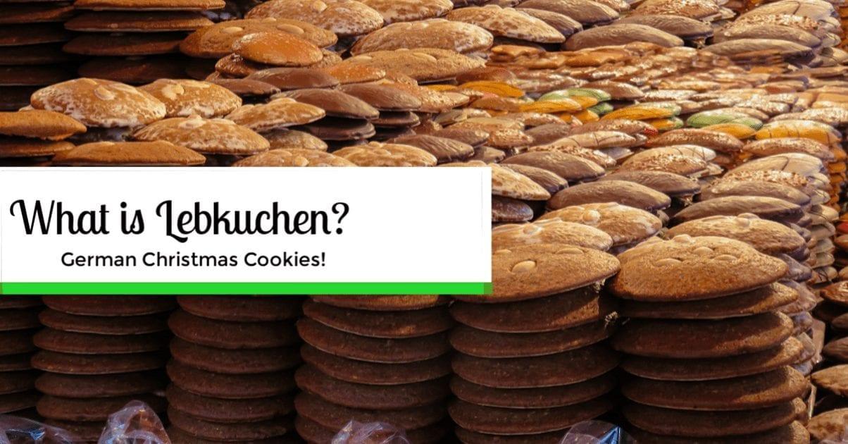 what is lebkuchen