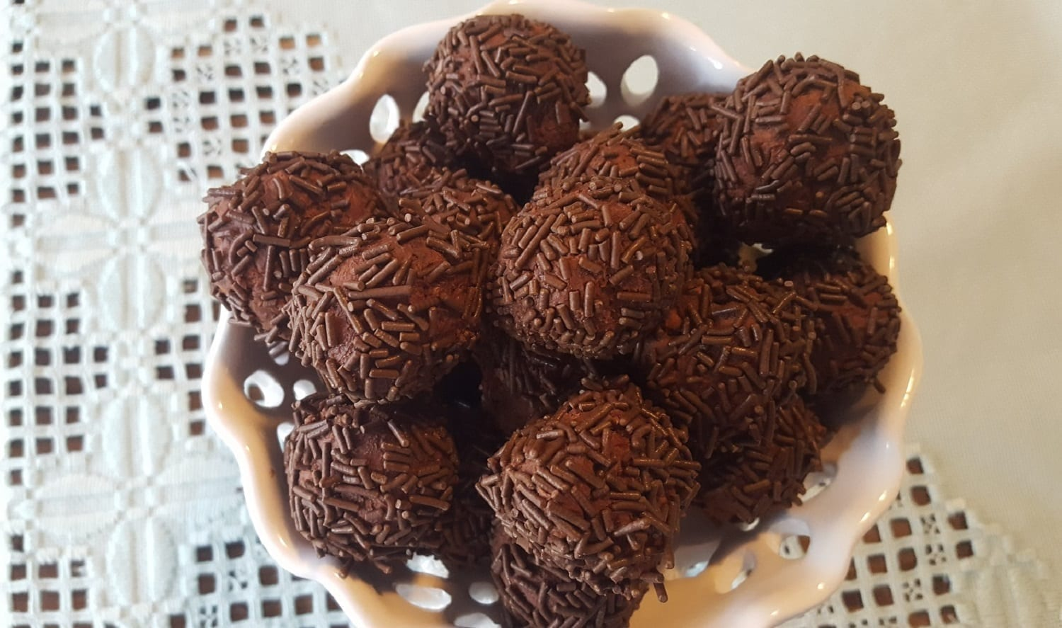 German Rum Balls Recipe from All Tastes German
