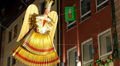 what is a goldrauschengel