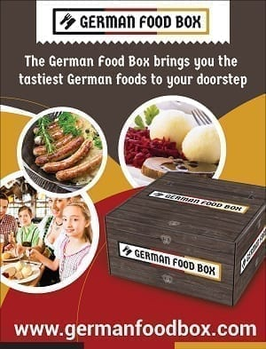 German Food Box