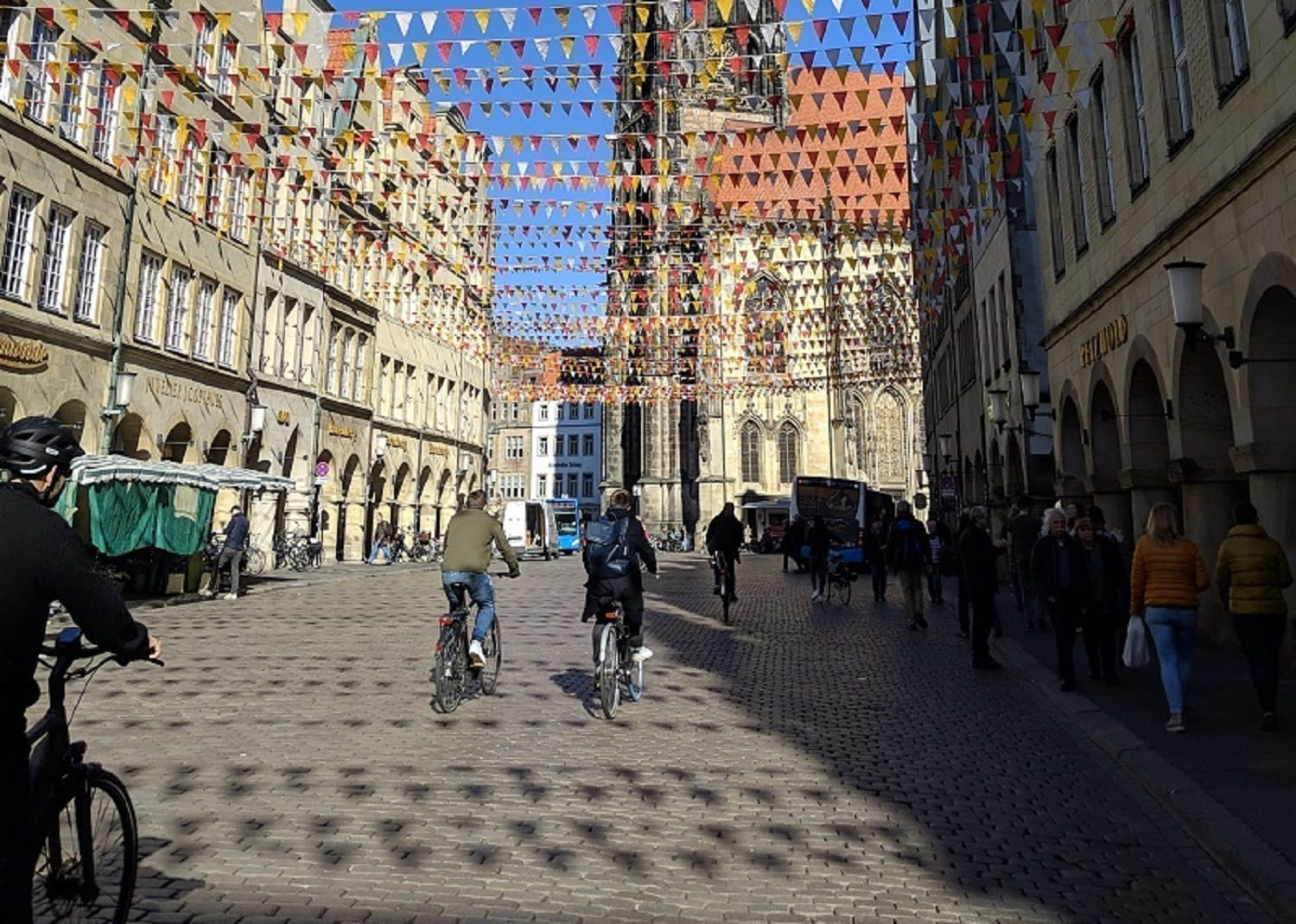 Bikes in Münster Germany- Germany's Best City for Cycling!