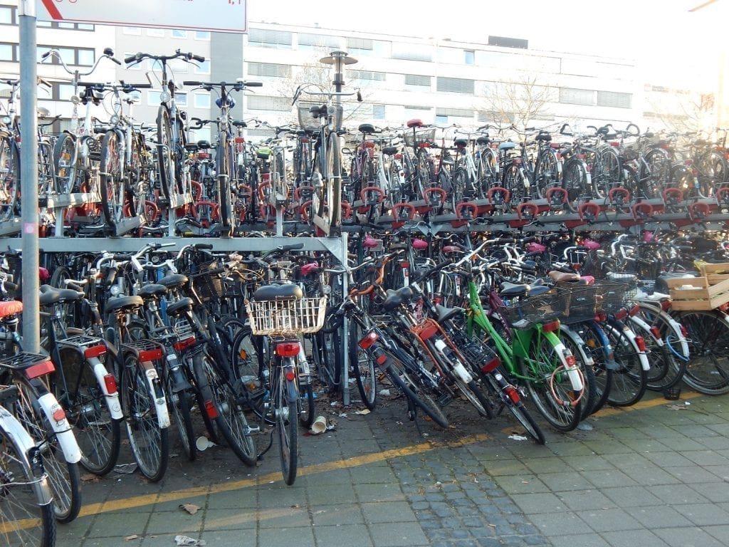 bikes in muenster