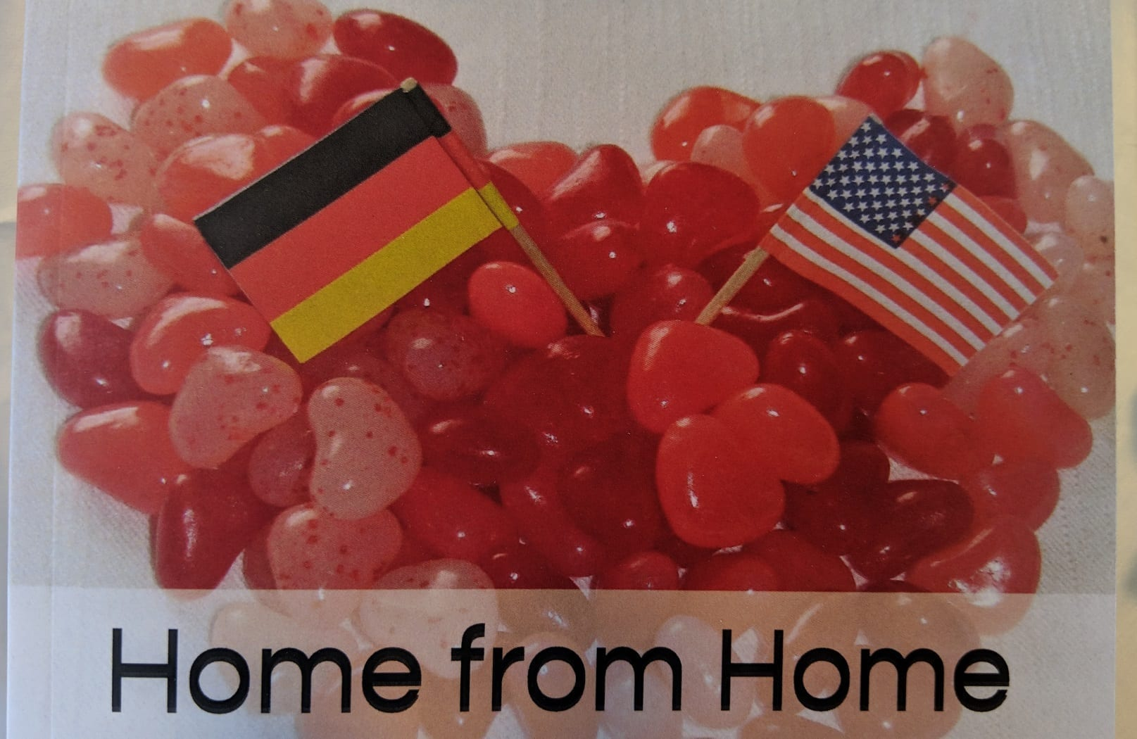 """Win an Autographed Copy of  """"Home from Home: German-American Essays"""" Contest"""