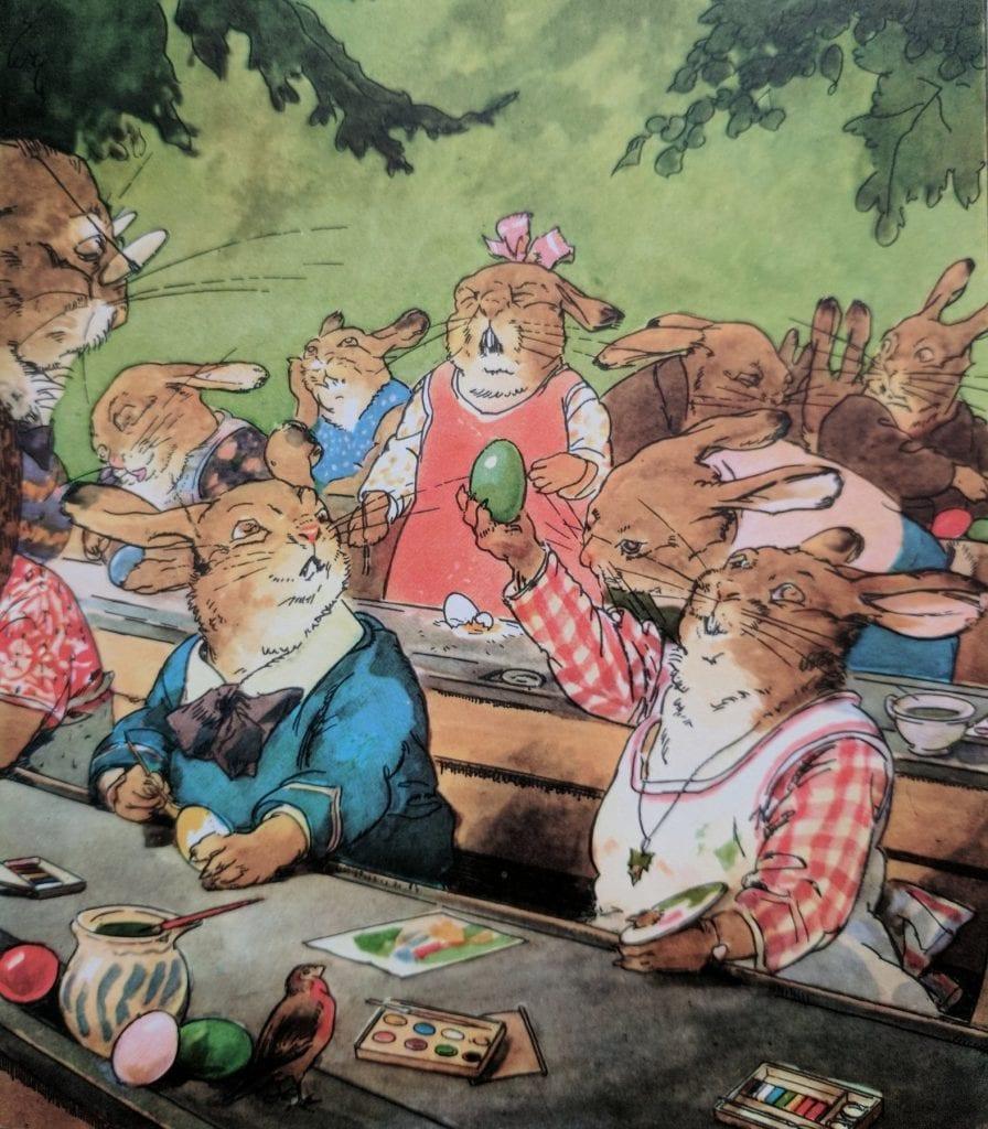 die haeschenschule the bunny school