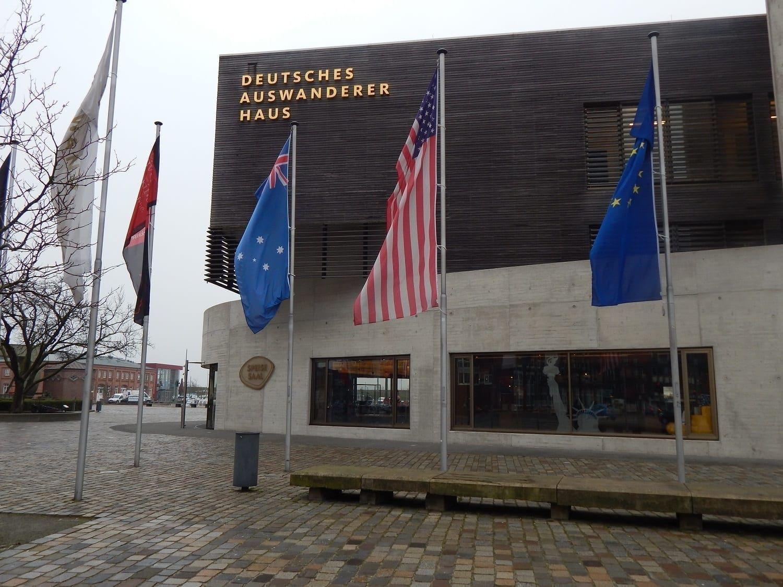 Deutsches Auswanderer Haus or Emigration Museum Bremerhaven