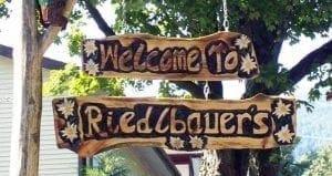 Nussy's Bier Garten's Oktoberfest New York @ Riedlbauer's Resort
