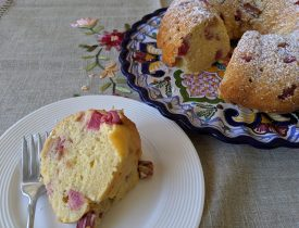rhubarb cake 12