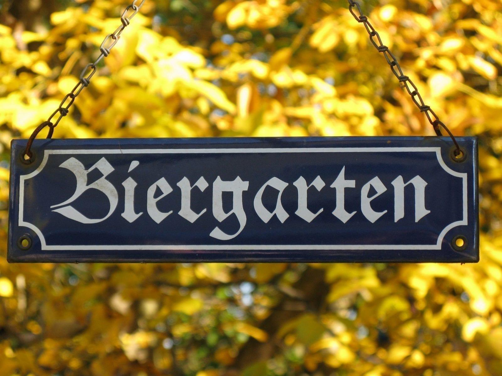What is a Biergarten : An Essential of Bavarian Culture!