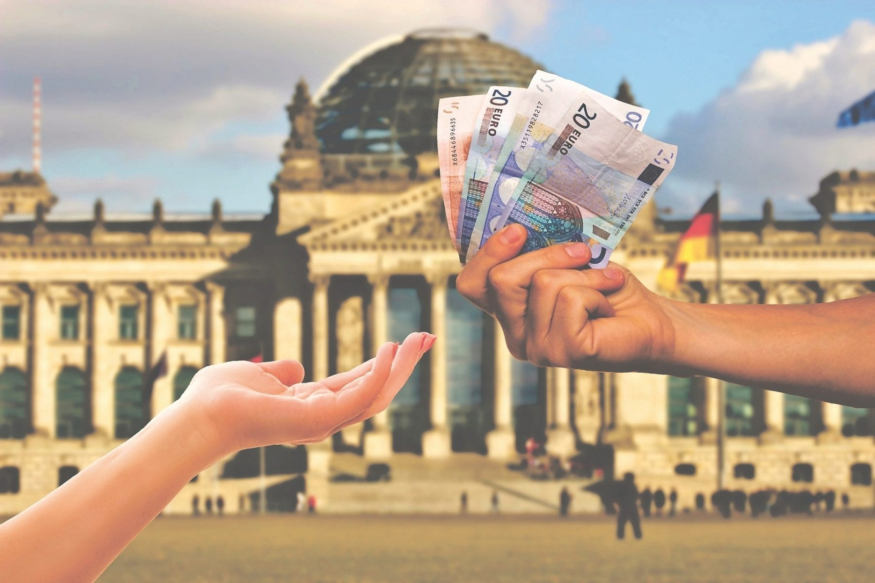 Money Exchange In Germany It S As Easy