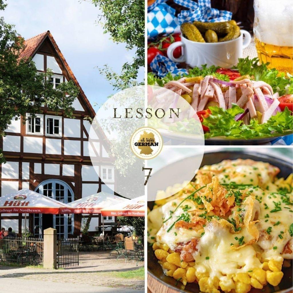 All Tastes German - German Cooking Classes Online