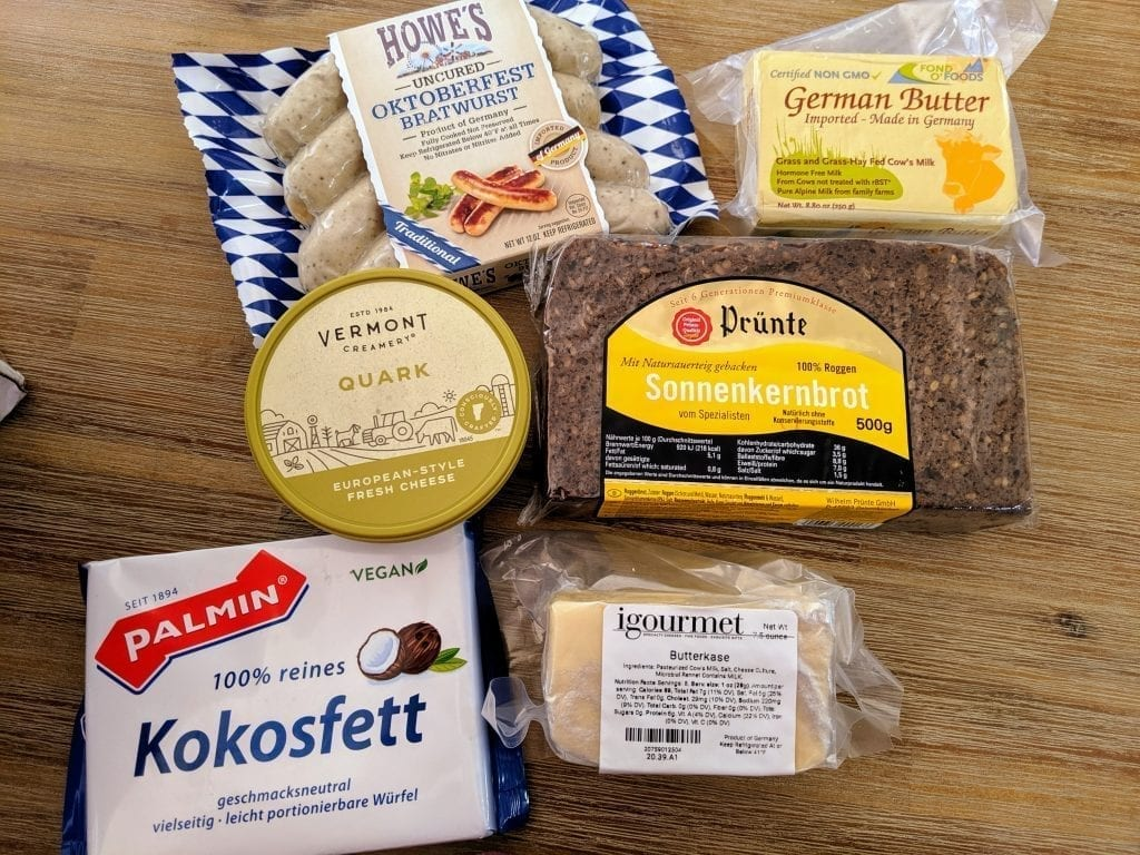 order german foods online