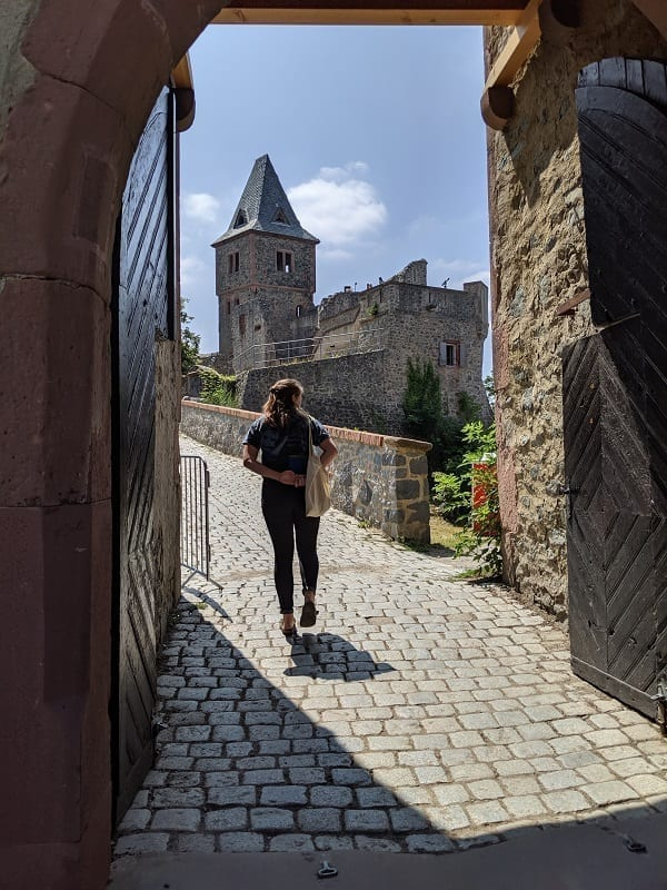 castle frankenstein