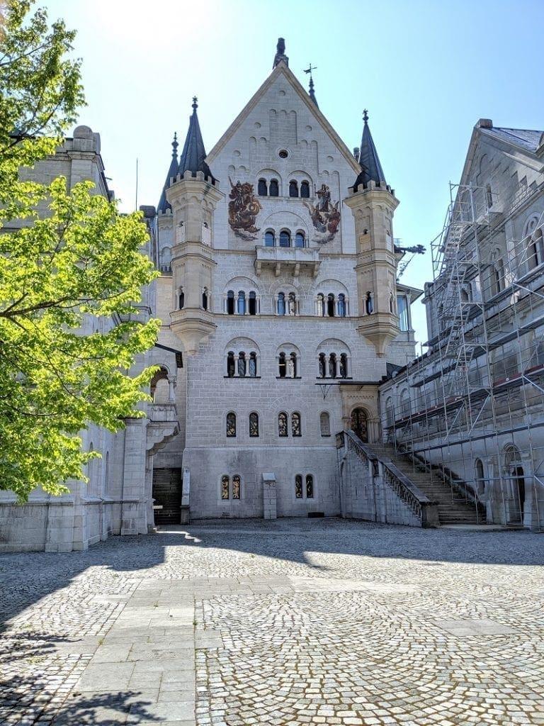 visit neuschwanstein castle germany