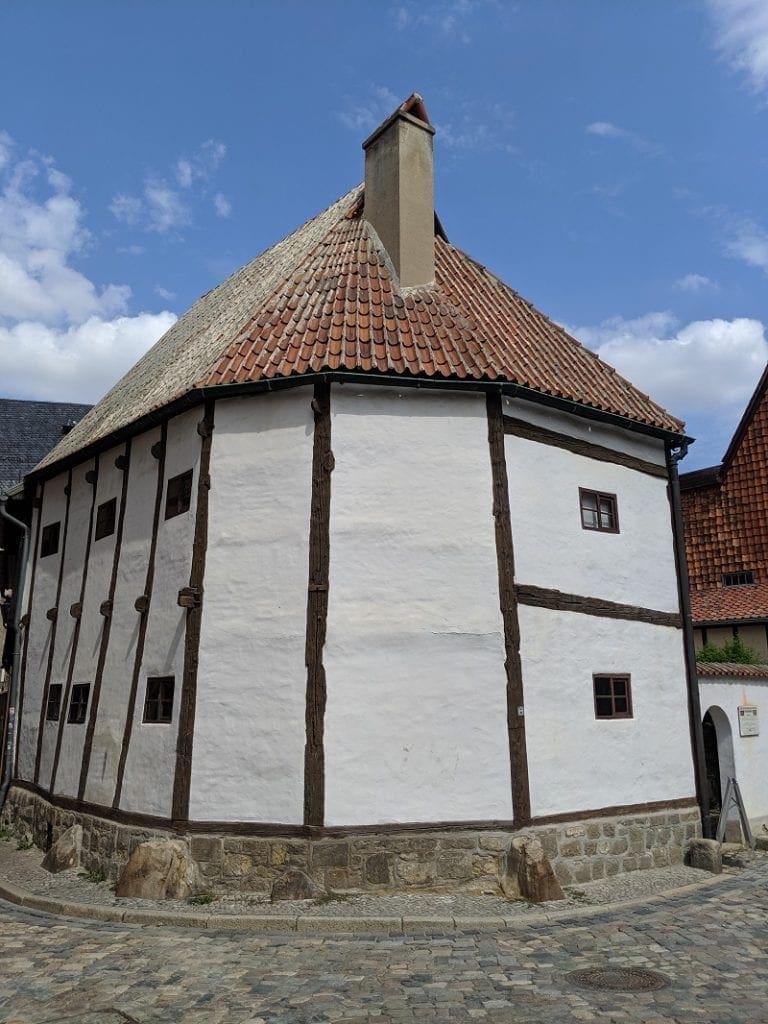 oldest Fachwerk house