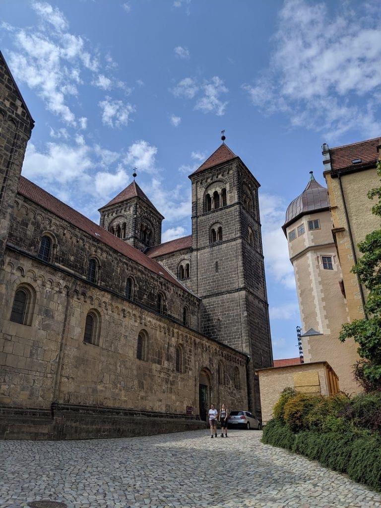 quedlinburg schlossburg