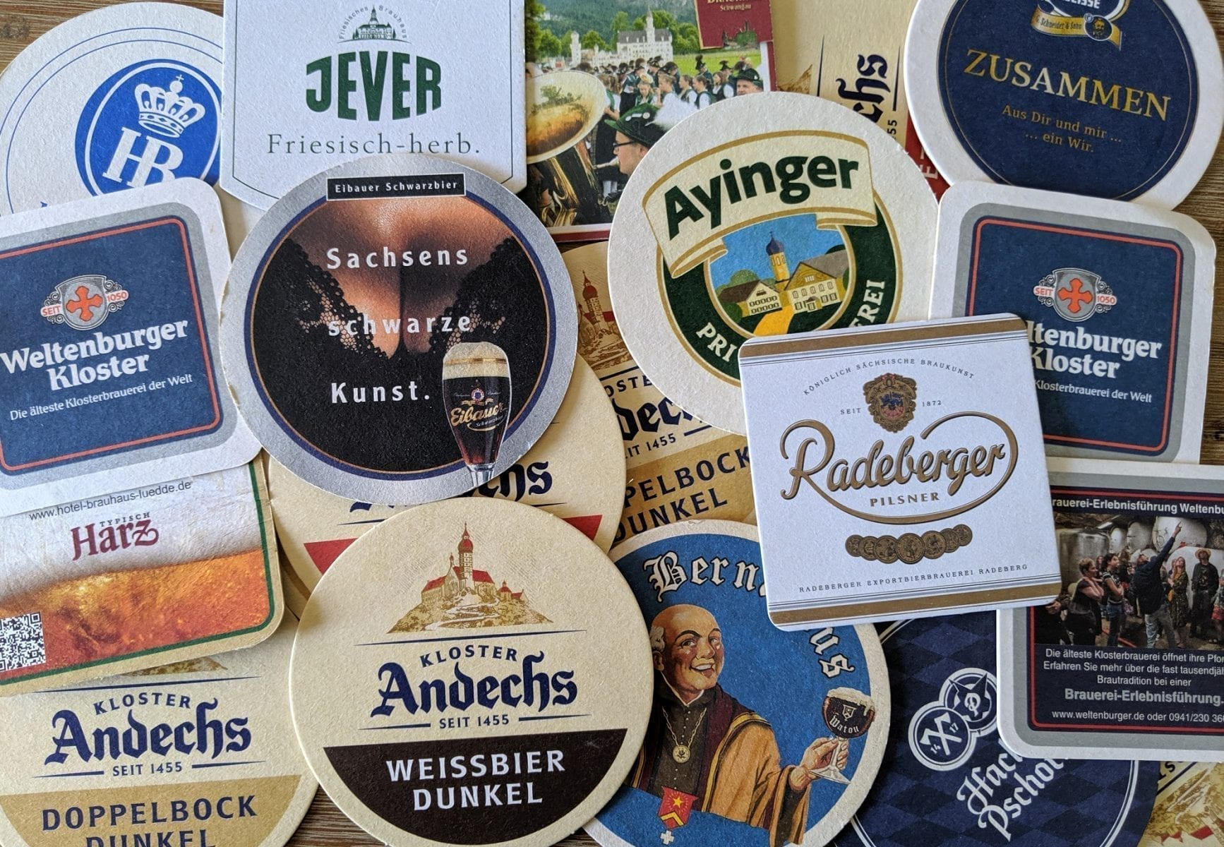 What You Should Know About German Beer Coasters or Bierdeckel