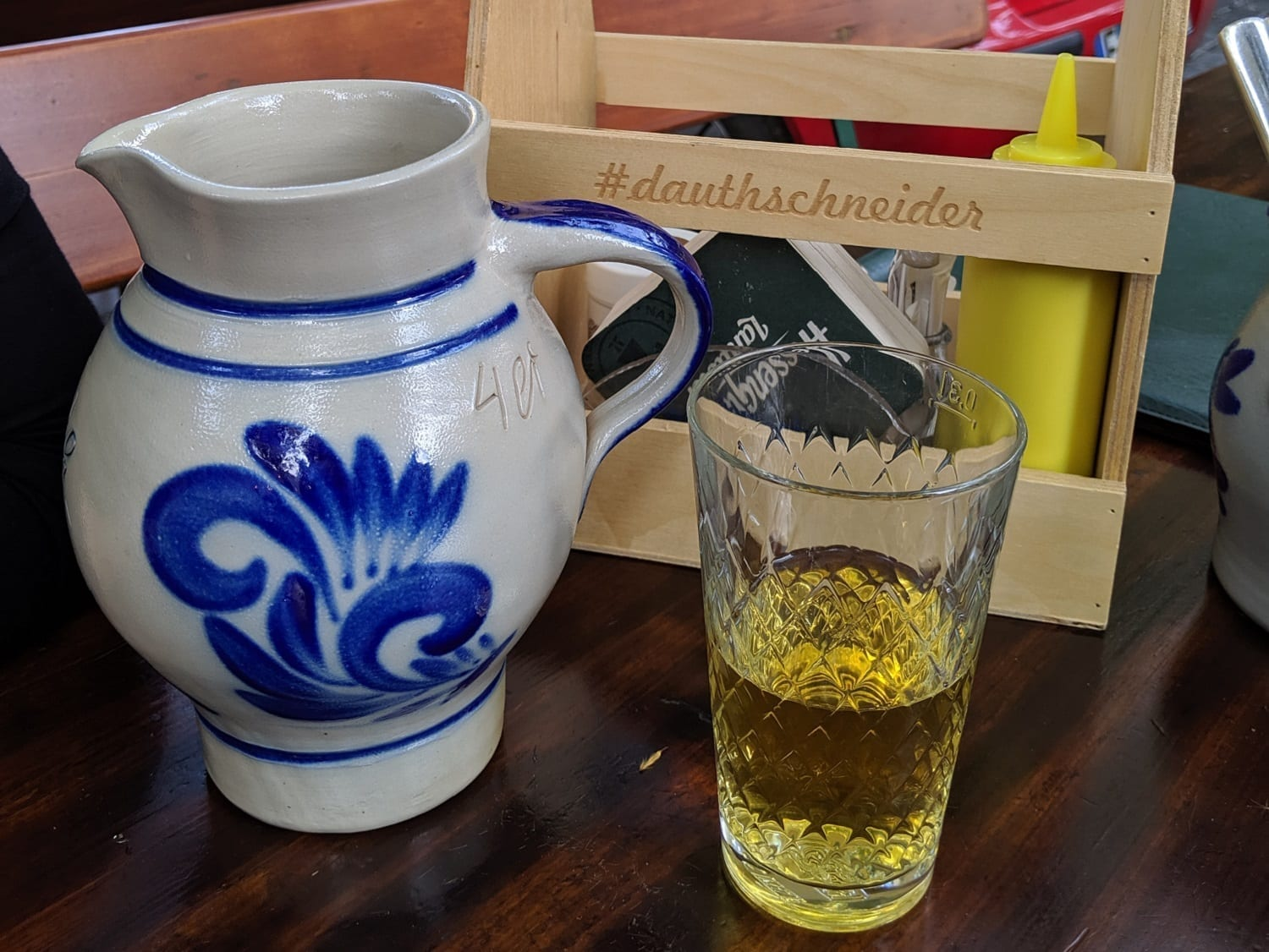 What is Apfelwein?