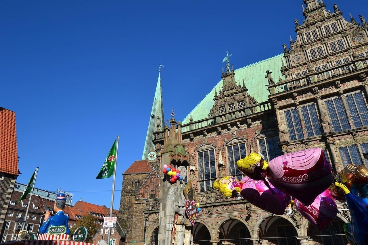 What is the Bremen Freimarkt?